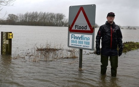 Somerset floods: 'Is this area for people to live in or for animals?' - Telegraph | AS Geography | Scoop.it