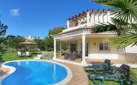 4 bedroom detached villa with pool for sale Vilamoura - Exclusive Algarve Villas | luxury villas for sale in portugal | Scoop.it