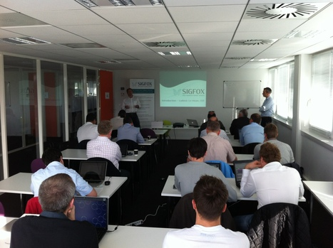 SIGFOX organizes its 3rd International Training Day on the 16th of July | SIGFOX | Scoop.it