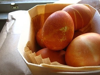 Chez Danisse: Latvian Easter Eggs | Latvian cuisine | Scoop.it