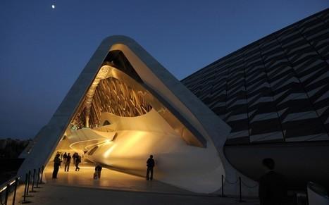 Zaha Hadid's greatest buildings   Lifestyle Matters   Scoop.it