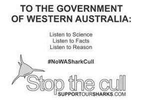 Brutal Australian Shark Cull Impoverishes Ocean - Government Sanctioned Ecocide