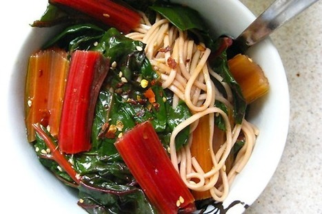 Who Knew? Whole Grain Pastas (Besides Whole Wheat) | Vegan Food | Scoop.it