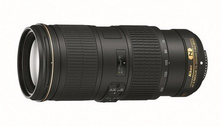 Nikon launches 70-200mm F4 VR tele-zoom with claimed 5-stop stabilization | Photography Gear News | Scoop.it