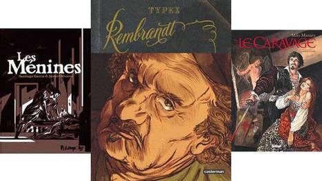 Des vies d'artistes peintres | Romans régionaux BD Polars Histoire | Scoop.it