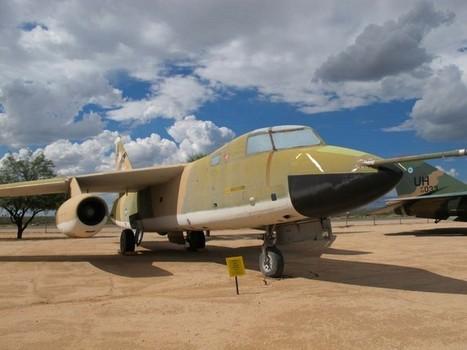 Douglas WB-66 Destroyer – WalkAround | History Around the Net | Scoop.it