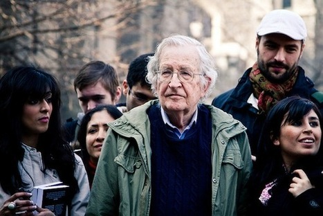 Noam Chomsky and the Public Intellectual in Turbulent Times - Truthdig   Applied Linguistics   Scoop.it