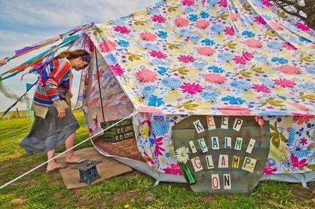 Hoot Owl Hill in Miami County pampers campers with glamping - Kansas City Star | Master Spa Parts | Scoop.it