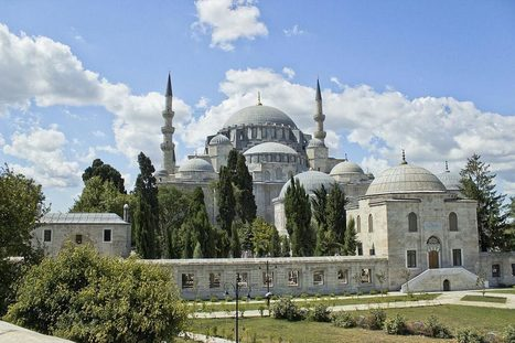 Suleymaniye Mosque, Istanbul - Map, Facts, Location, Hours, History | Travel Tips | Scoop.it