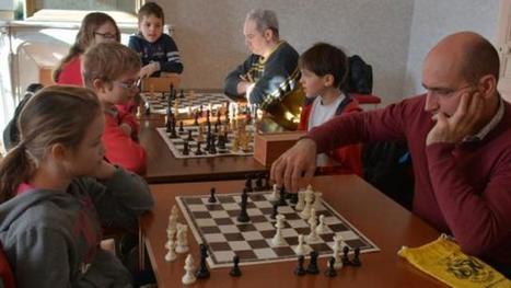 Les Herbiers. À la boulangerie, offrez-vous une partie d'échecs - Ouest-France | Les News des échecs | Scoop.it