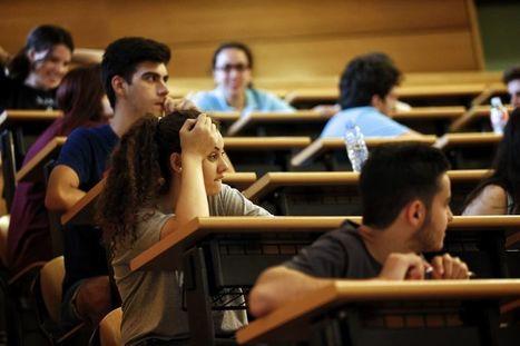 Técnicas para combatir la ansiedad durante los exámenes | #TuitOrienta | Scoop.it