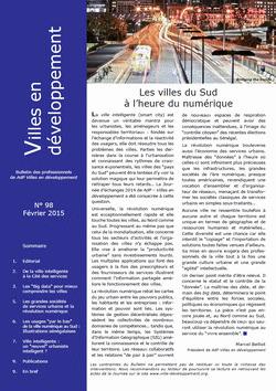 Bulletins Villes en développement - ADP - Ville Développement | Smart Ville | Scoop.it
