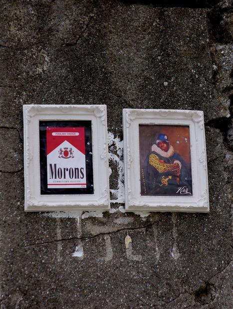 Jérôme Deiss, Paris (Montmartre) Kaï | Photographies street-art | Scoop.it