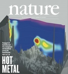 Seafloor hot springs a significant source of iron in the oceans | Geology | Scoop.it