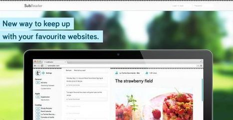 SubReader, nueva opción a sustituir a Google Reader.- | Google+, Pinterest, Facebook, Twitter y mas ;) | Scoop.it
