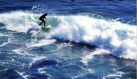 The science of surfing: How surfing positively affects your body | Traveling: 20s on the Road | Scoop.it