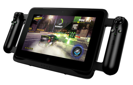 Preorders For The Gaming-Focused Razer Edge Tablet Start March 1st | Computer Games Controllers | Scoop.it