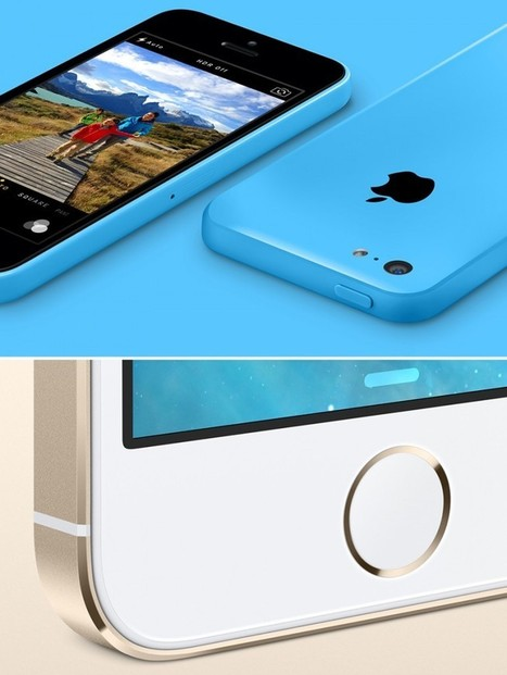 APPLE iPHONE 5C- Adding Colours To Life   Apple iPhone 5c Deals & Offers   Scoop.it