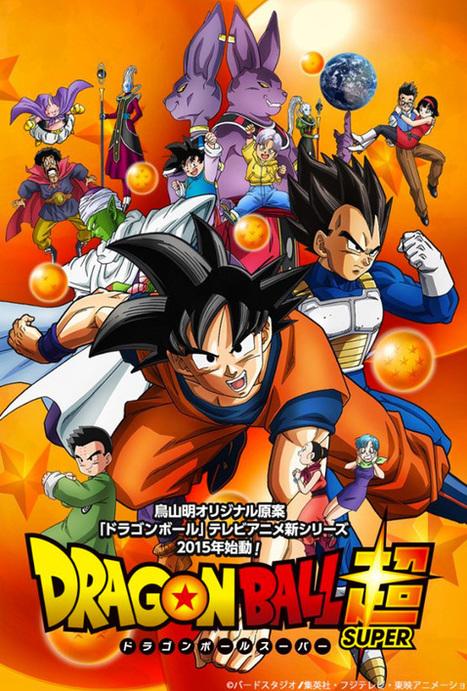 Dragon Ball Super será emitido por Boing | Noticias Anime [es] | Scoop.it