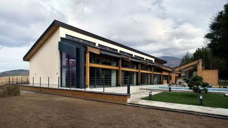 La casa che produce più energia di quella consumata   Fotovoltaico e Solare Termico   PreventiviCasa.net   Scoop.it