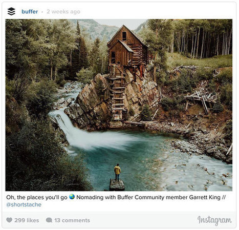 4 Brilliant User Generated Content Instagram Campaigns By Brands - Locowise Blog | Social Media, SEO, Mobile, Digital Marketing | Scoop.it