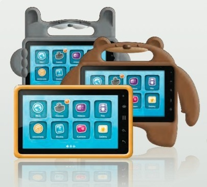 The New Nabi Tablet for Kids | Transmedia 4 Kids: Creating Content For Children | Scoop.it