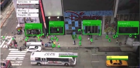 New York tests video analytics for foot traffic | Tech | Scoop.it