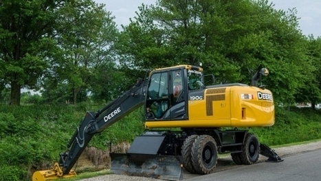 Construction Sales Increase as Overall Sales Drop for Deere in Fiscal 2014 | Earthmoving & Compaction | Scoop.it