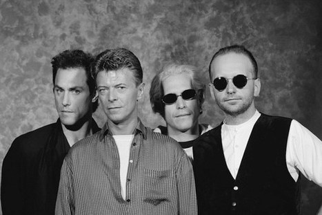 25 Years Ago: David Bowie's Latest Reinvention Derails on 'Tin Machine II' | B-B-B-Bowie | Scoop.it