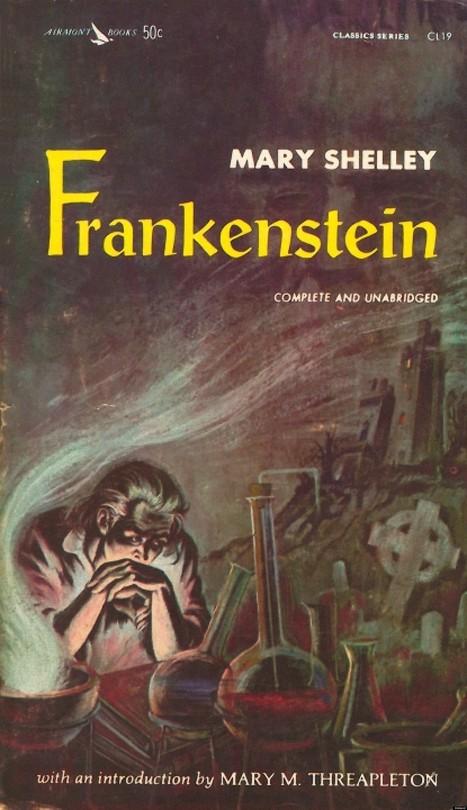 The Gruesome, True Inspiration Behind 'Frankenstein' | VIM | Scoop.it