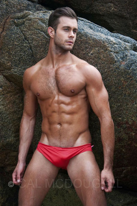Adam Phillips Shirtless by CHM Photography | Mens Underwear | Scoop.it