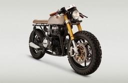 Honda CB450T: la Le Renard di Classified Moto - MotoSpeciali   Motori e Buon Cibo   Scoop.it