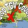 Stop TGV Coudon et la LGV PACA