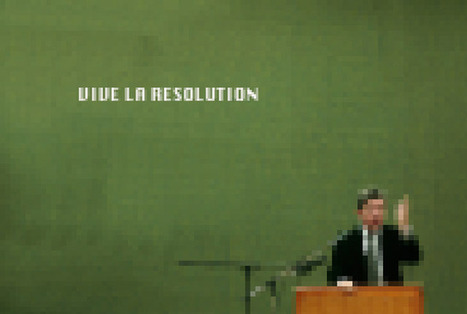 Viva la resolution | campagne présidentielle 2012 | Scoop.it