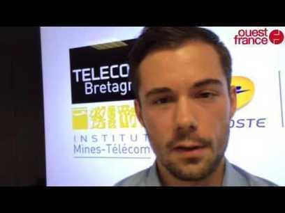 Étudiant, Frédéric a gagné son ticket pour le CES de Las Vegas | Les Postes et la technologie | Scoop.it