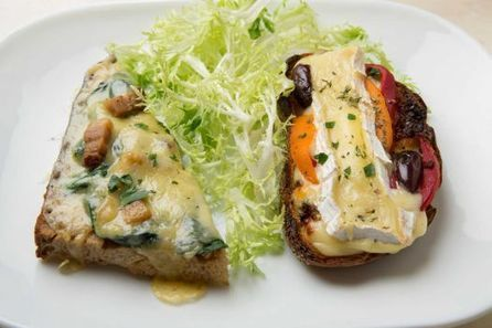 Grilled cheese? Try a tartine recipe instead - Chron.com   THE COTTAGE COMPANY  & THE FRENCH VINTAGE  COTTAGE   Scoop.it
