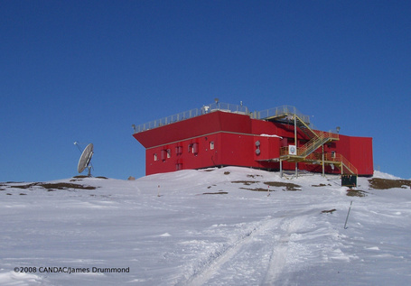 Arctic atmospheric research station gets funding to stay alive | Toronto Star | Inuit Nunangat Stories | Scoop.it