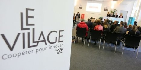 """Le Village by CA"" : un nouvel accélérateur de startups à Toulouse 