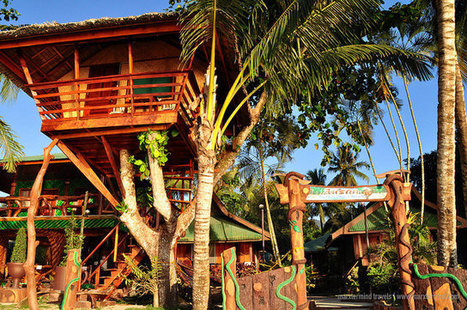 Ausan Beach Front Cottages, a Friendly Accommodation in Port Barton | marxtermind travels | Philippine Travel | Scoop.it