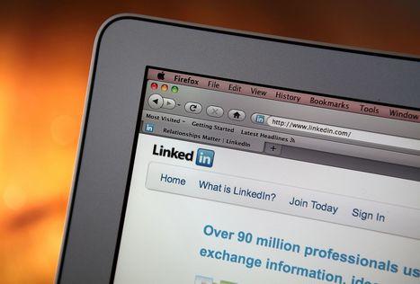 Pour Microsoft, un compte LinkedIn vaut 61 dollars | mlearn | Scoop.it