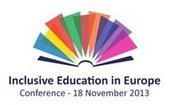 Inclusive Education in Europe - international conference — European Agency for Development in Special Needs Education   handicap   Scoop.it