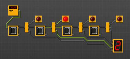 La PUERTA de BEMDAS: TEC4 - Simuladores de circuitos (Electrónica Digital) | Tics Beta | Scoop.it