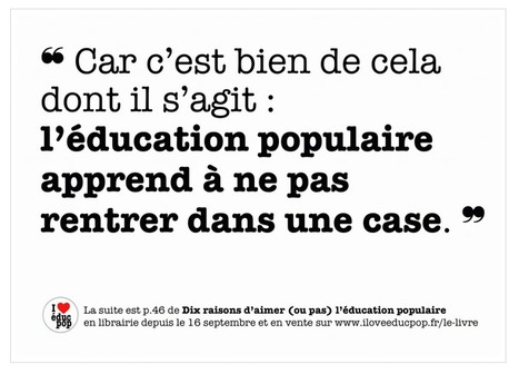 DÉCLARATION COMMUNE: AUX ASSOCIATIONS D'ÉDUCATION POPULAIRE, AUX ASSOCIATIONS CITOYENNES | CaféAnimé | Scoop.it
