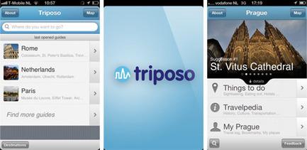 Triposo vous aide à trouver votre prochaine destination touristique | So'Mediatic | Scoop.it
