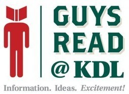 Guys Read Welcomes You | Boys and Reading | Scoop.it
