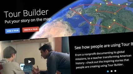 Google se apunta a la narrativa multimedia con Tour Builder | @pciudadano | Periodismo Ciudadano | Scoop.it