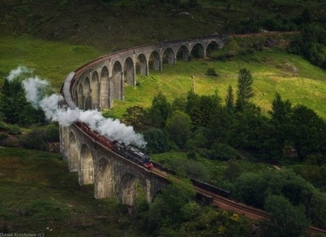 6 Most Scenic Train Rides in Europe - WORLD OF WANDERLUST | Need a place for a weekend ? Here it is ! | Scoop.it