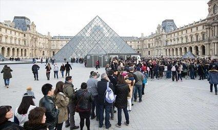 Paris reste une destination attrayante pour les touristes | Médias sociaux et tourisme | Scoop.it