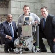 Robbie the Robot Unveiled at Special Event in Trinity College Dublin | Robotics and their Artificial Intelligence | Scoop.it