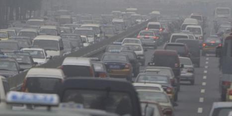 Ile-de France : nouveau pic de pollution ces 16 et 17 sept. - Le Courrier des Yvelines | Croissy sur Seine | Scoop.it